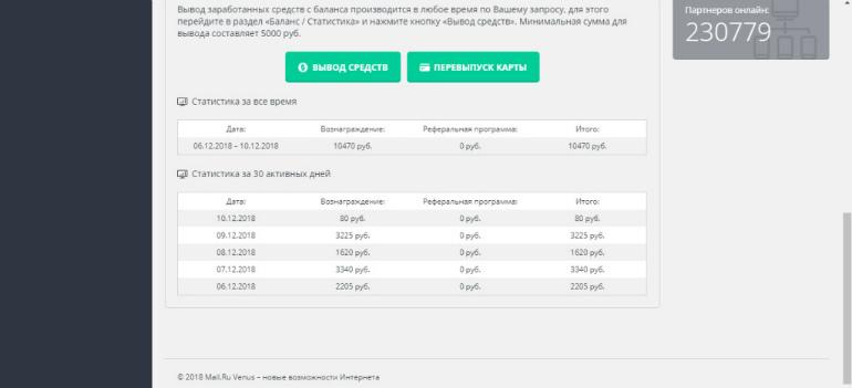 Что такое Trust Mail.ru – 5 рублей за минуту использования вычислительных ресурсов