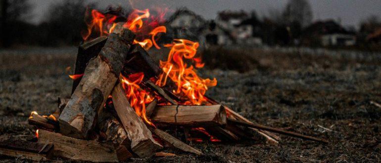 Закон о разведении костров – какой штраф грозит за нарушение пожарной безопасности?