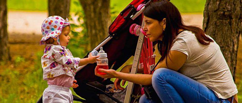 Детские пособия с 1,5 до 3 лет в 2019-2020 году – новый закон принят