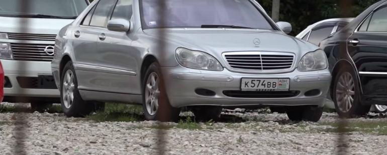 Машина из Абхазии – плюсы и минусы