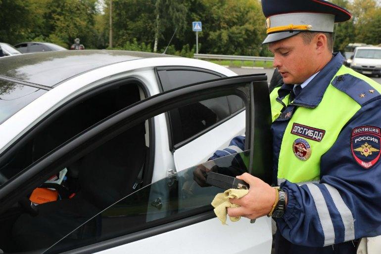 Закон о тонировке в 2020 году – штраф могут увеличить в 2 раза