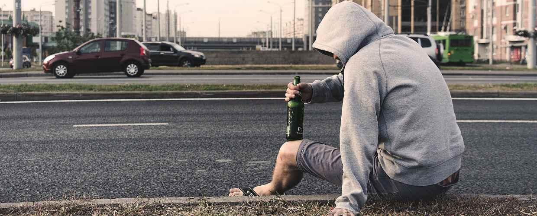 Распитие спиртных напитков в общественных местах (употребление алкоголя)