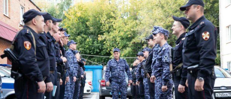 Работа вневедомственной охраны – обзор приказа 420 от 21.09.2018 Росгвардии