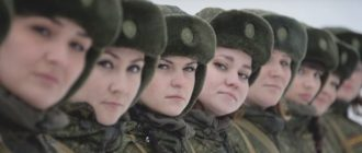Будет ли принят новый закон о призыве девушек в армию в 2020 году?