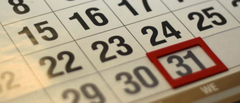 Будет ли 31 декабря 2020 года выходным днем в России?